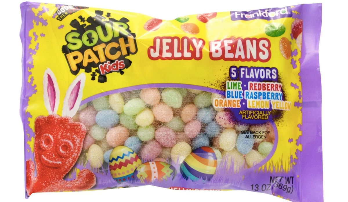 Sour Patch Jelly Beans Are Here For A Twist On The Easter Classic