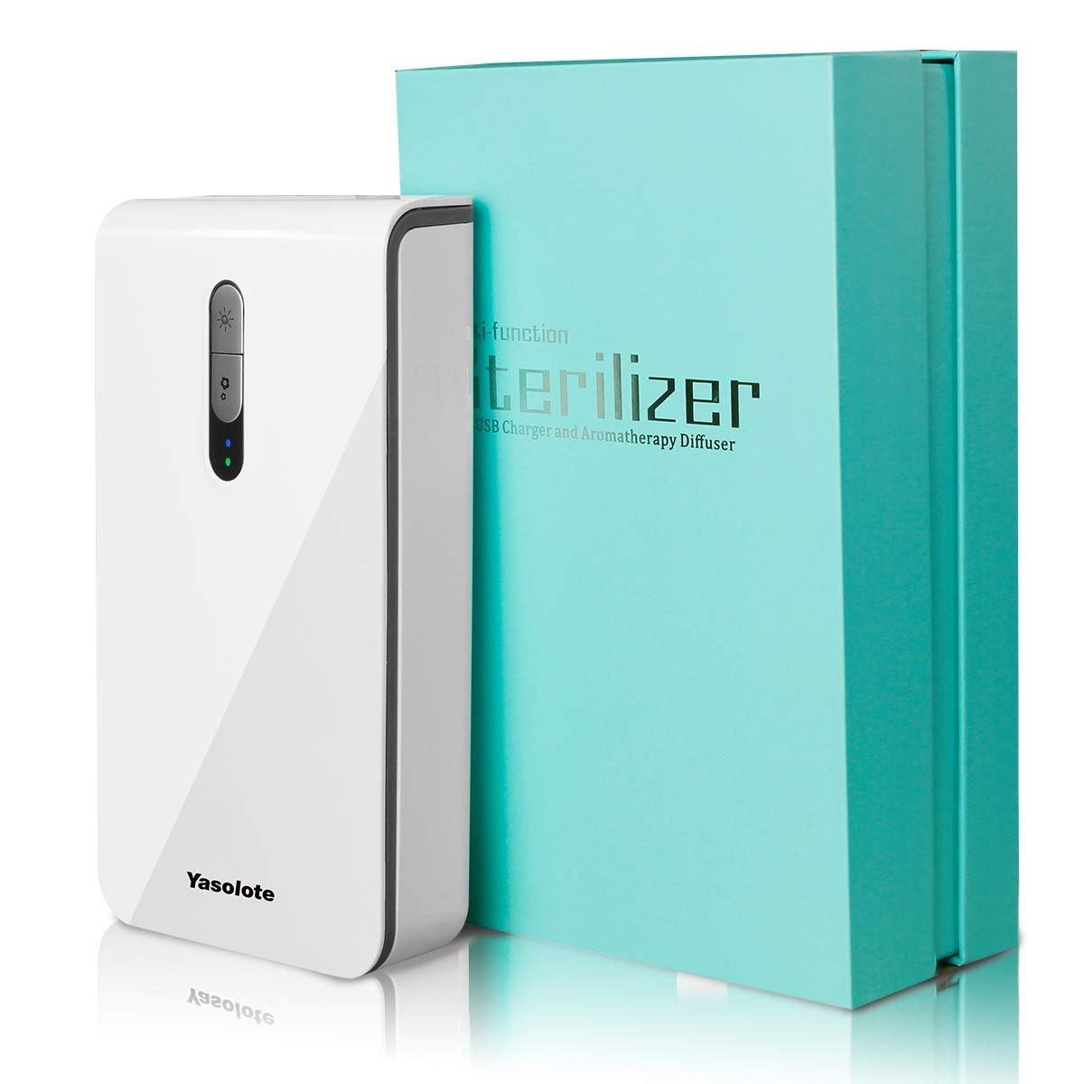 Yasolote UV-Light Smartphone Sanitizer
