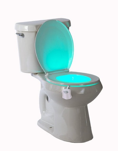 Magic Toilet Night Light
