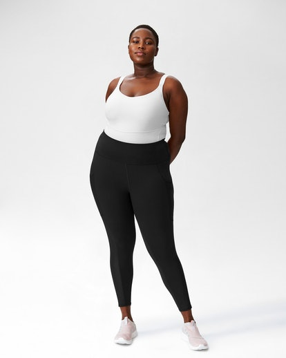 Movement Mesh Side Panel Leggings
