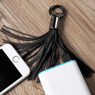 Nkomax Lightning Cable Keychain