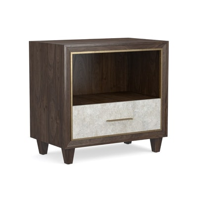 Parchment Nightstand