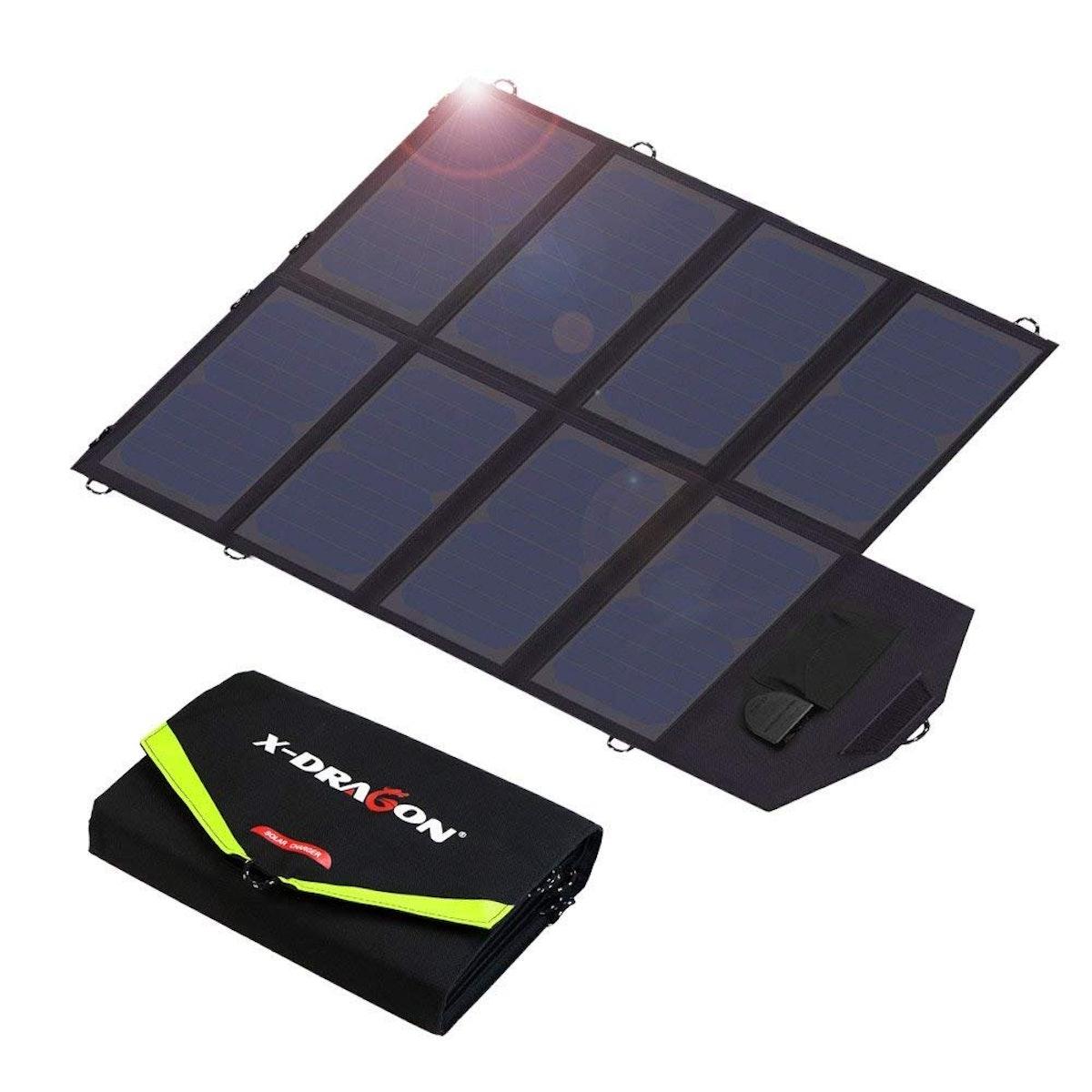 X-DRAGON Solar Charger