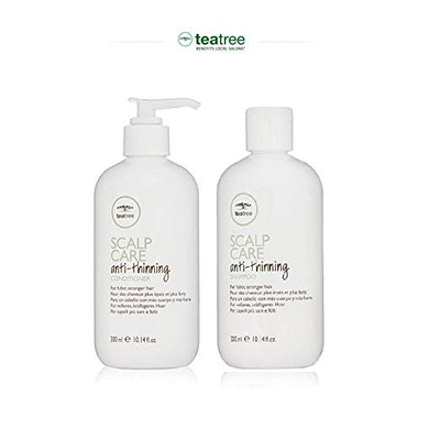 Paul Mitchell Tea Tree Scalp Care Anti-Thinning Shampoo & Conditioner