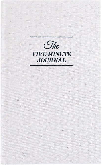 The Five Minute Journal by Intelligent Change