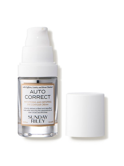 Auto Correct Brightening and Depuffing Eye Contour Cream