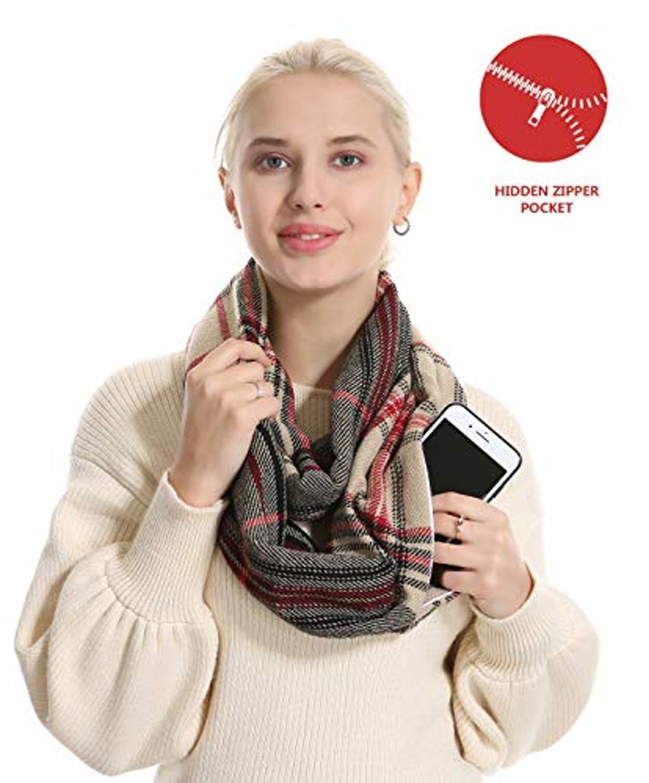 USAstyle Pocket Scarf