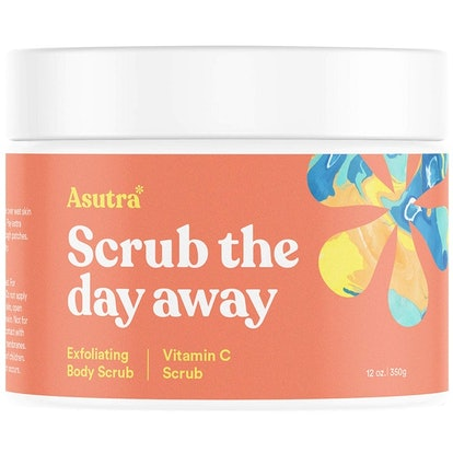 Asutra Scrub the Day Away Exfoliating Body Scrub