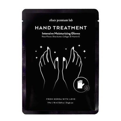 Elixir Premium Lab Hand Treatment Intensive Moisturizing Gloves