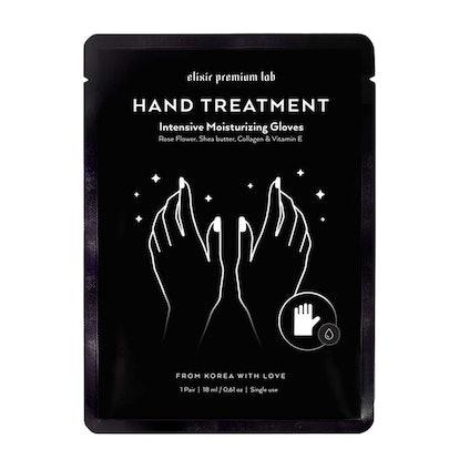 Elixir Premium Lab Hand Treatment Intensive Moisturizing Gloves