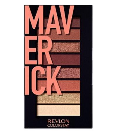 "Revlon ColorStay Look Book Eye Shadow Palette in ""Maverick"""