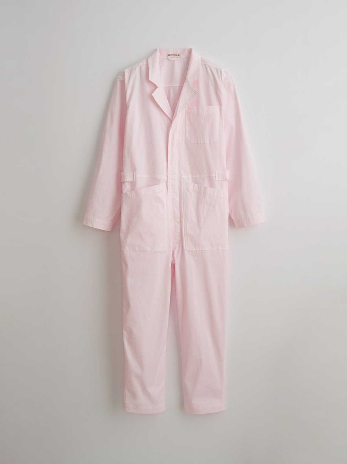 Standard Jumpsuit in Cotton Twill