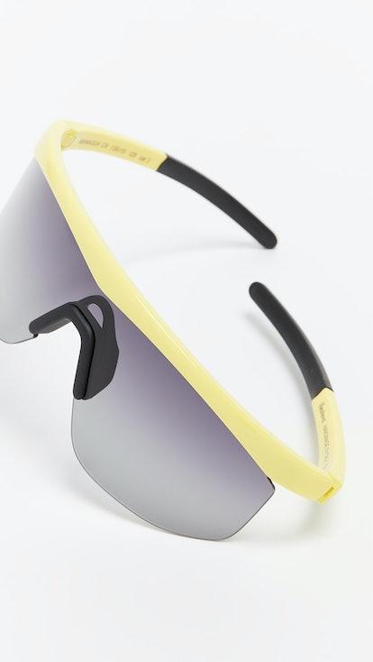 Managua Sporty Shield Sunglasses