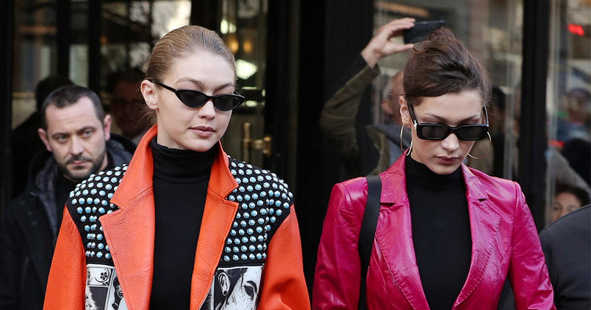 b39d36c1ec085 The  90s-Inspired Hairstyle Gigi   Bella Hadid Are Obsessed With Is So Easy  To Recreate