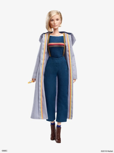 Thirteenth Doctor Who