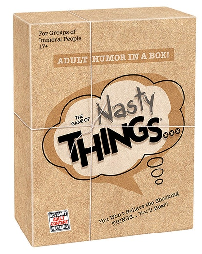 PlayMonster The Game of Nasty Things