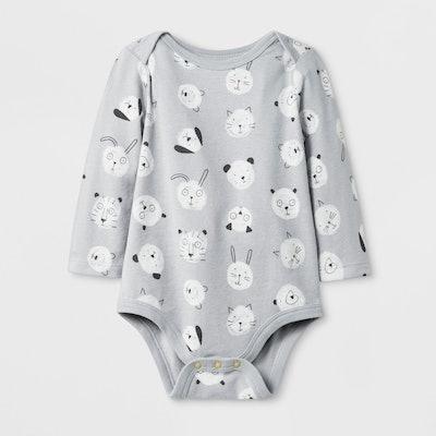 Cat & Jack Long Sleeve Bodysuit