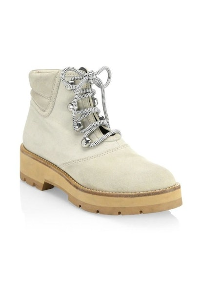 Dylan Lace-Up Hiking Boots