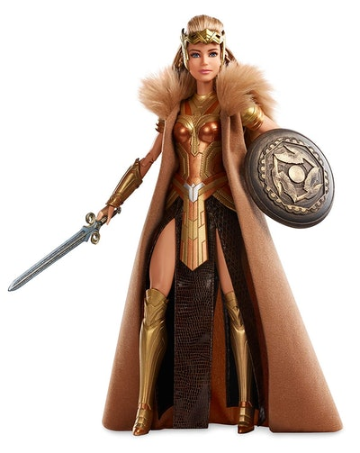Barbie 'Wonder Woman' Queen Hippolyta Doll