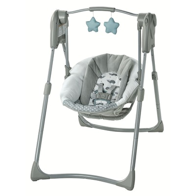 DreamGlider Gliding Baby Swing and Sleeper