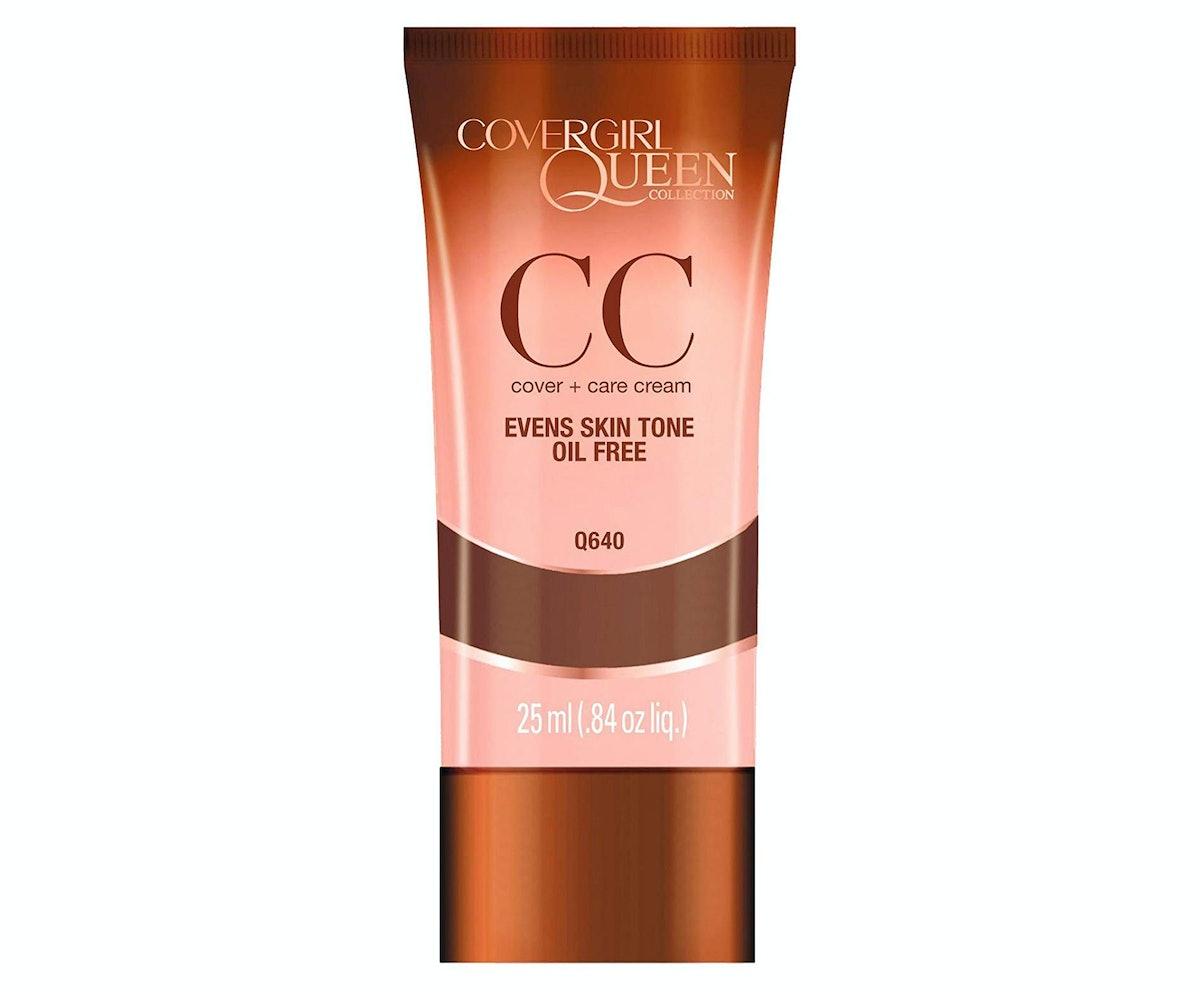 COVERGIRL Queen CC Cream, Sheer Espresso