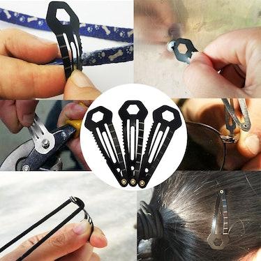 Haxtec Tactical Hair Clips