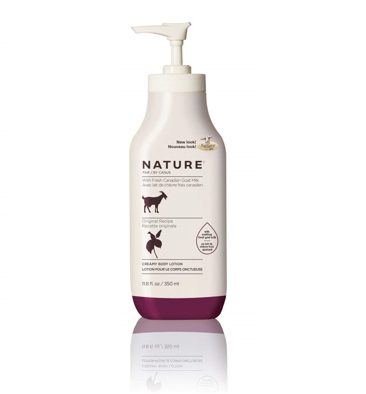 Nature by Canus Goat Milk Lotion