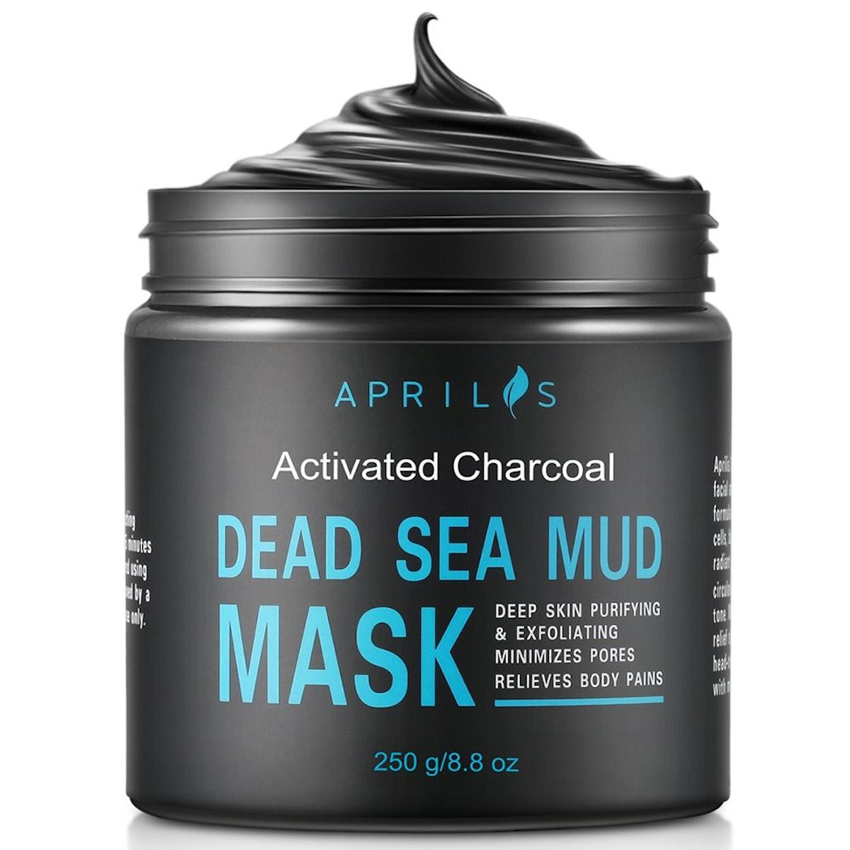 Aprilis Dead Sea Mud Mask