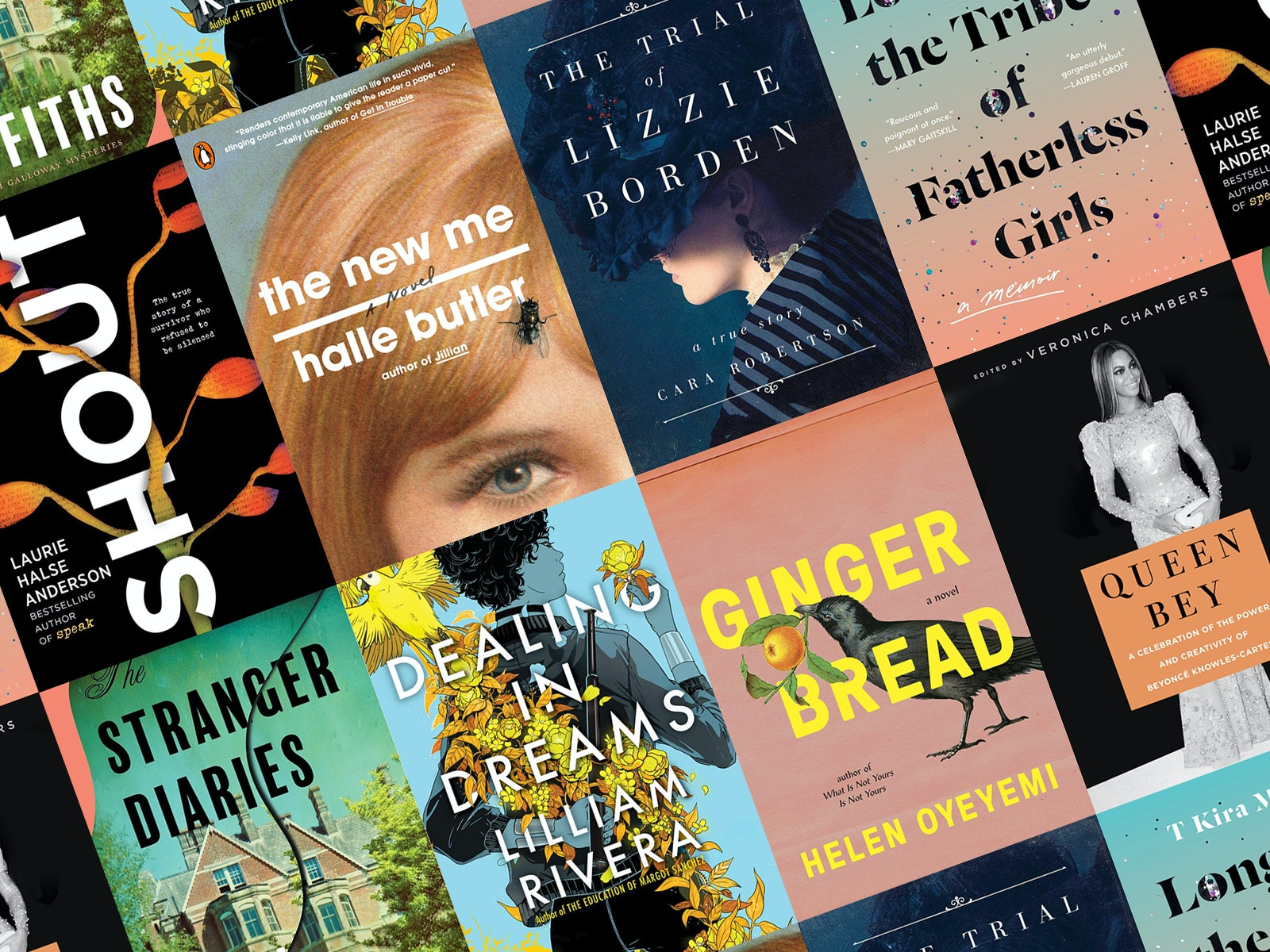 33 New Books Coming Out In March 2019 To Add To Your Spring