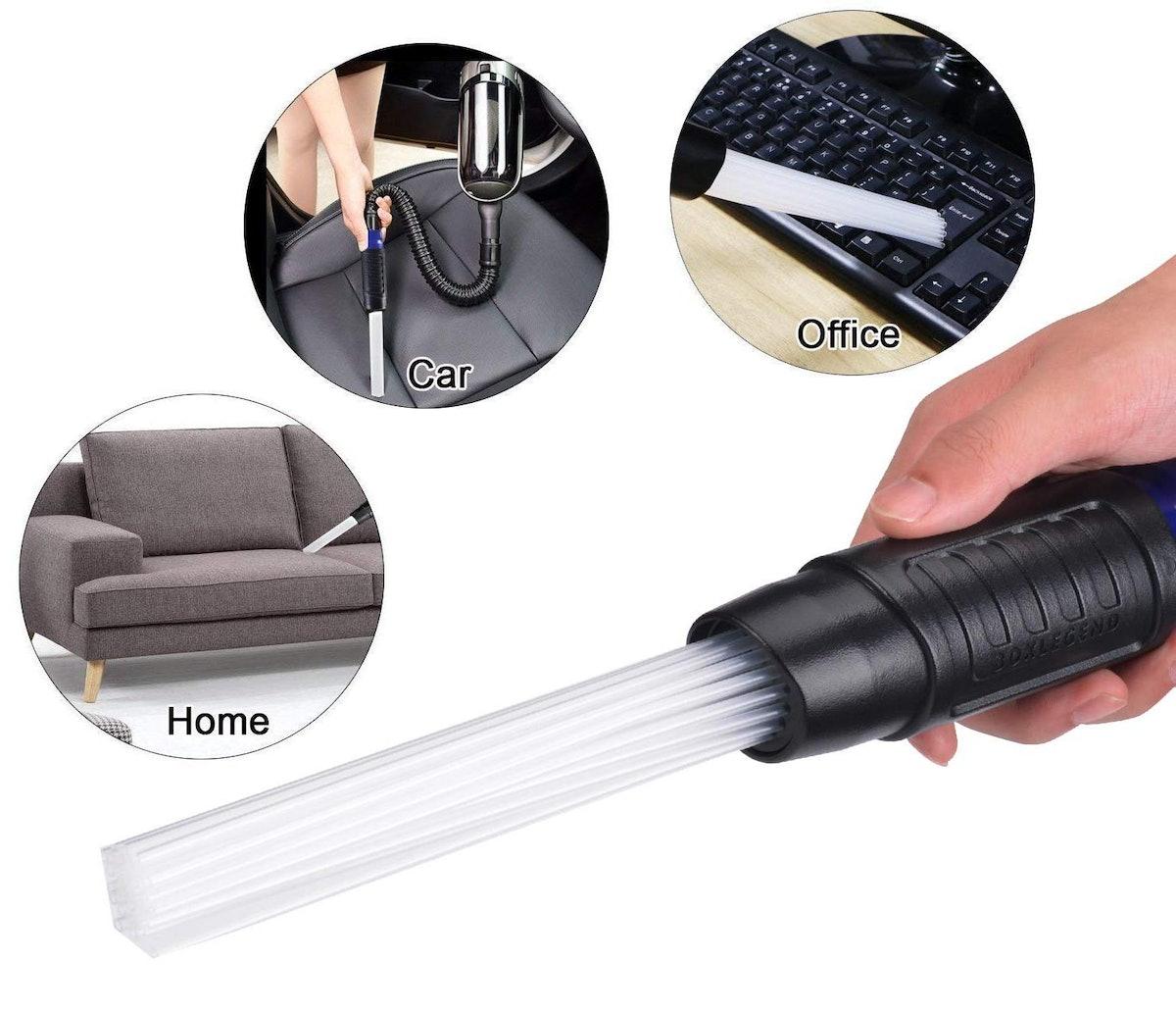 PetOde Dust Vacuum Attachment