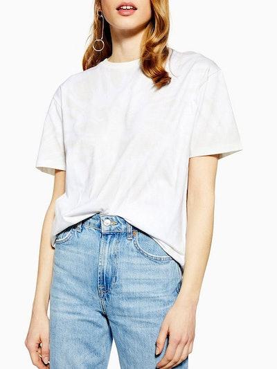Shell Tie Dye T-Shirt