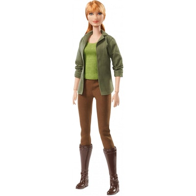 Barbie 'Jurassic World' Claire Doll
