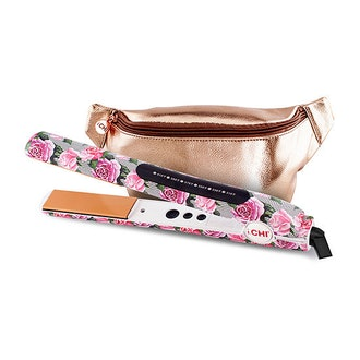"""Roses In Bloom 1"""" Flat Iron"""