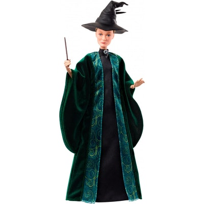 Minerva McGonagall Collectible Doll