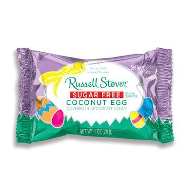 Sugar Free Coconut Eggs, 1 oz.