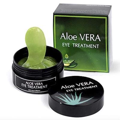 Aloe Vera Eye Treatment Mask (30 Pack)