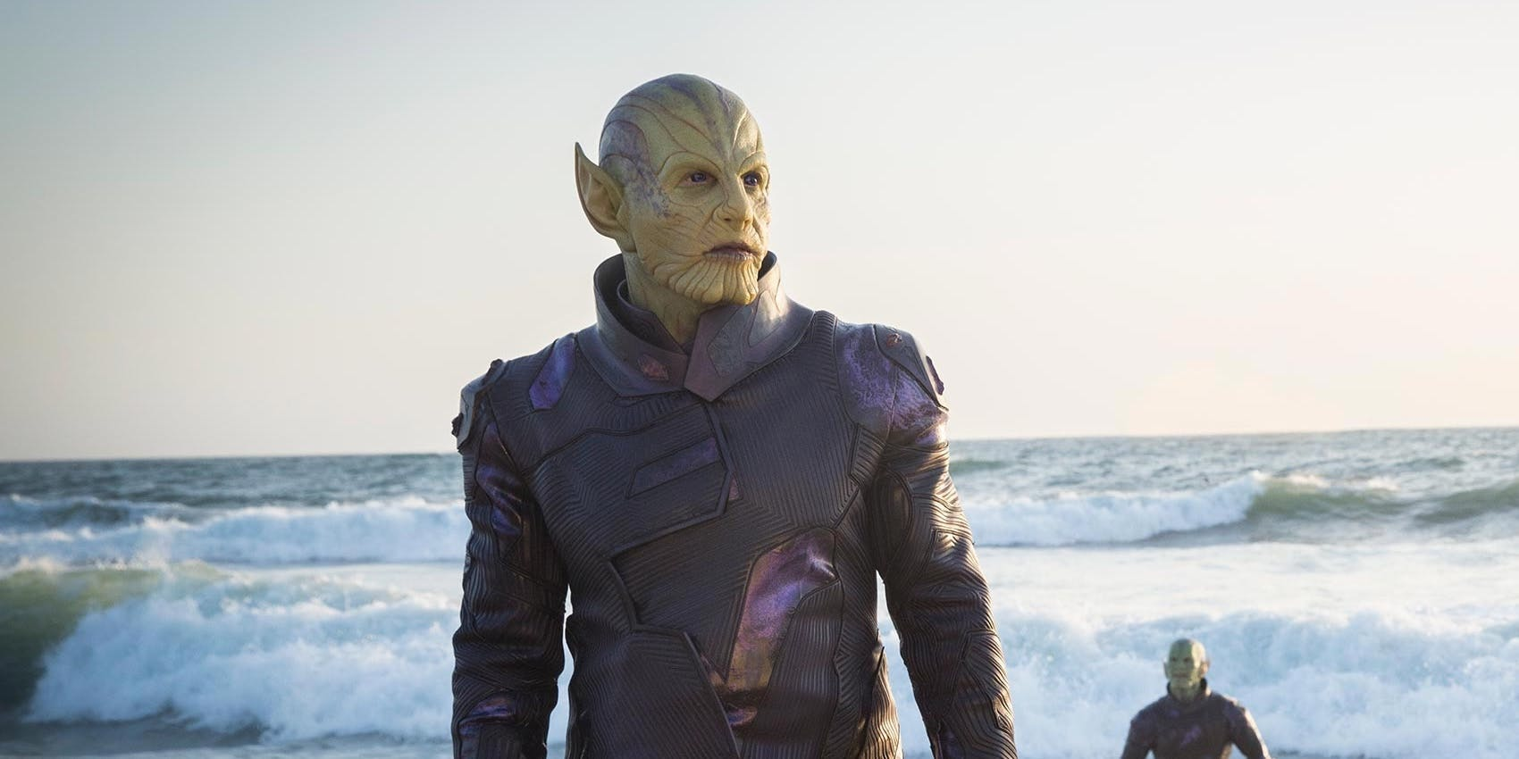 Image result for captain marvel talos