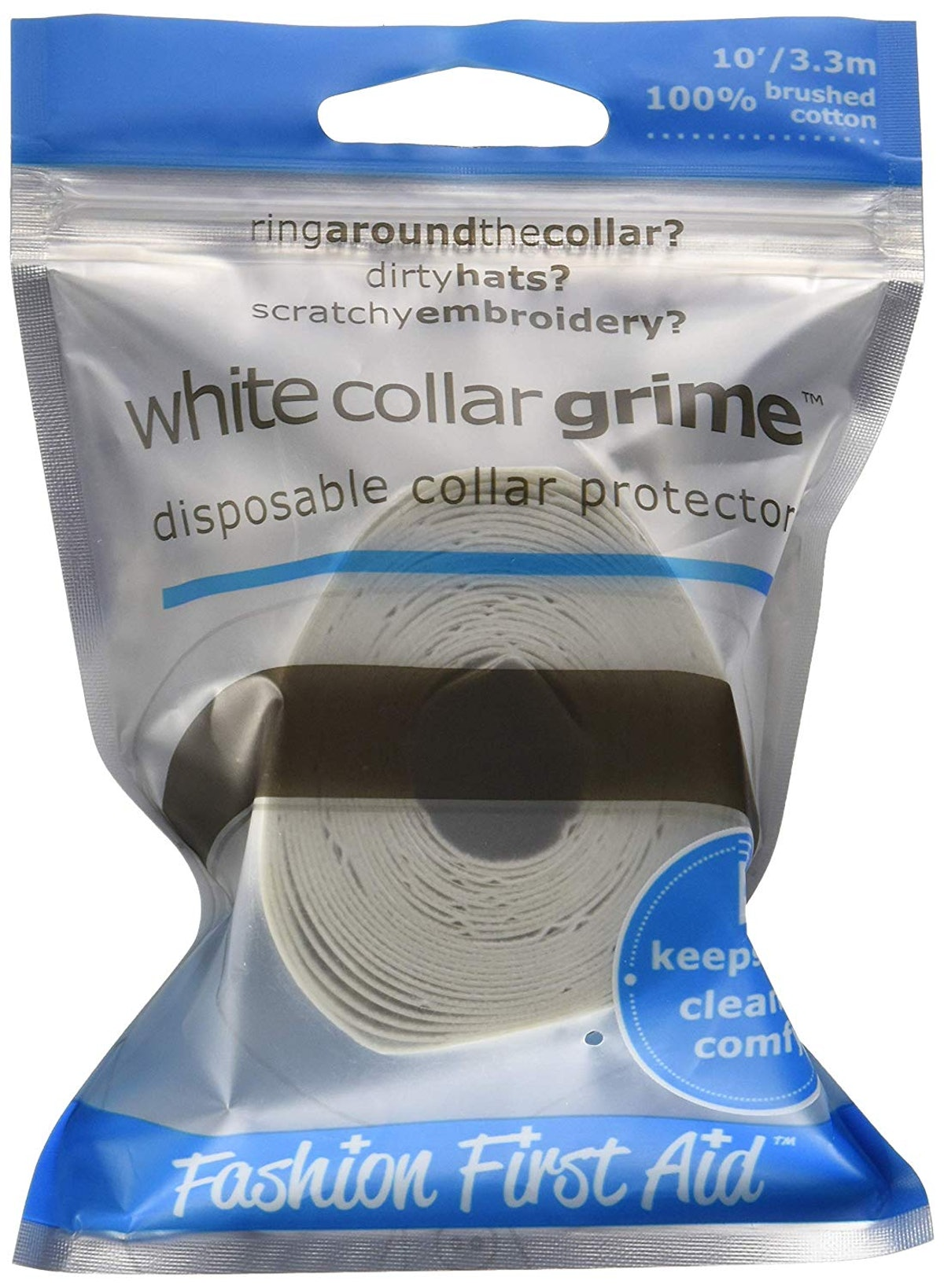 Fashion First Aid Disposable Collar Protector