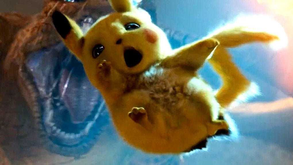 The New Detective Pikachu Teaser Hints At An Iconic Pokemon