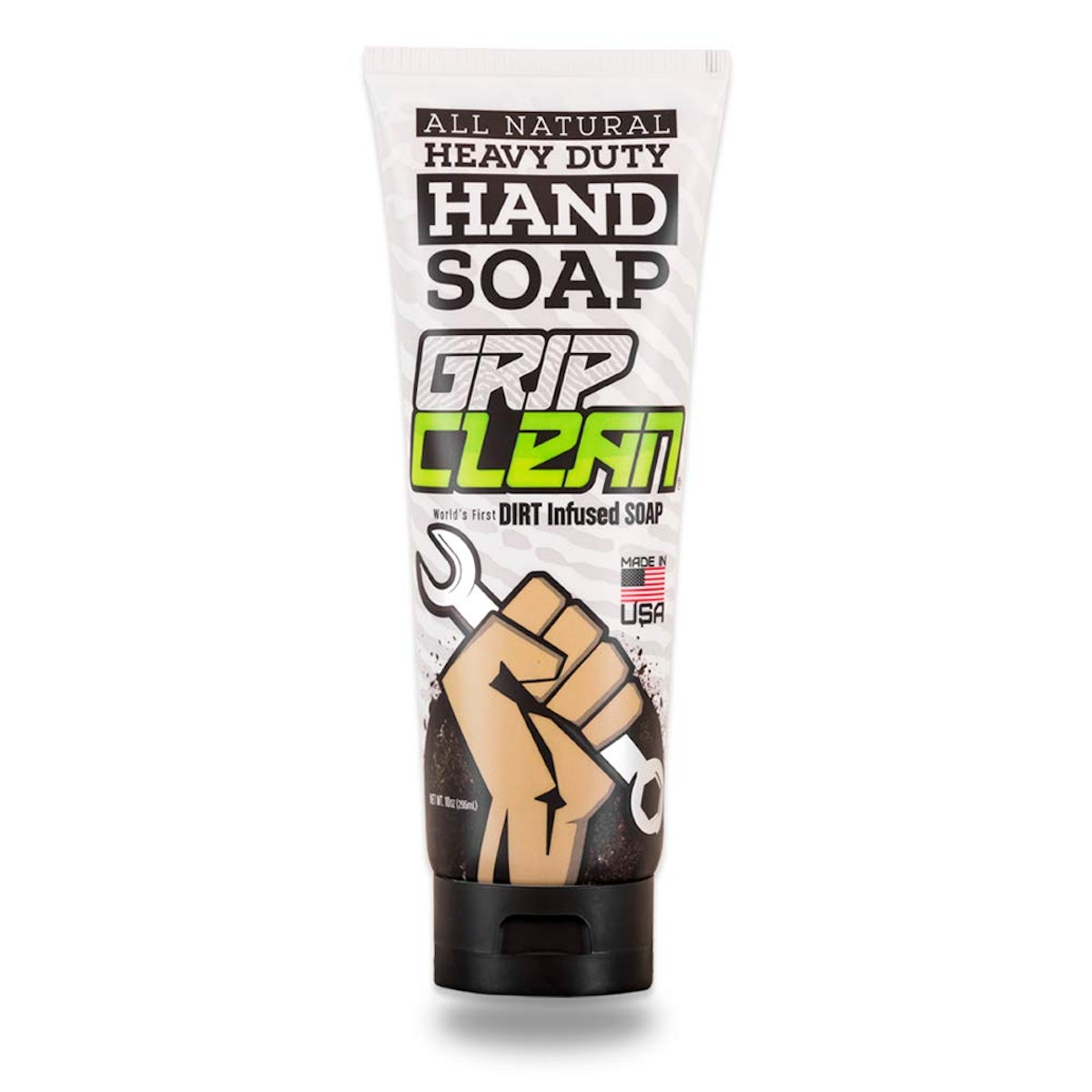 Grip Clean Dirt-Infused Soap