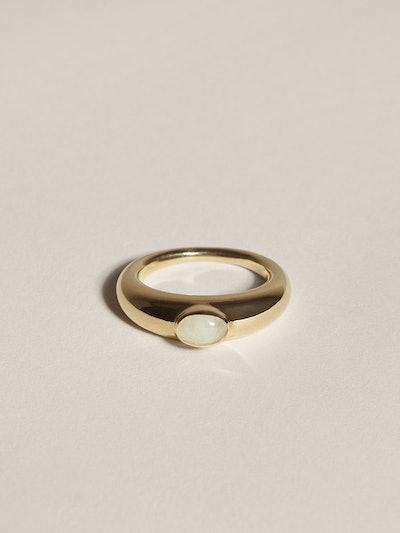 Glacé Ring I  - Aquamarine