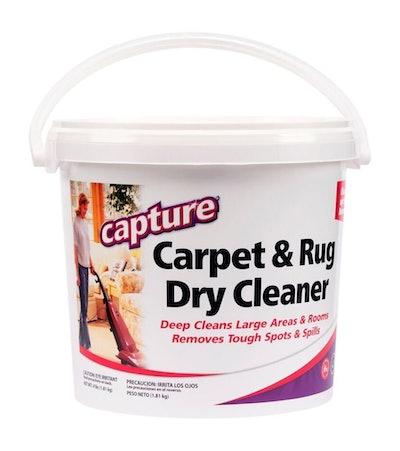 Capture Carpet Dry Cleaner Powder