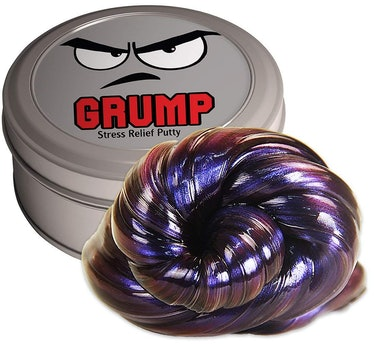 Gears Out Grump Stress Relief Putty