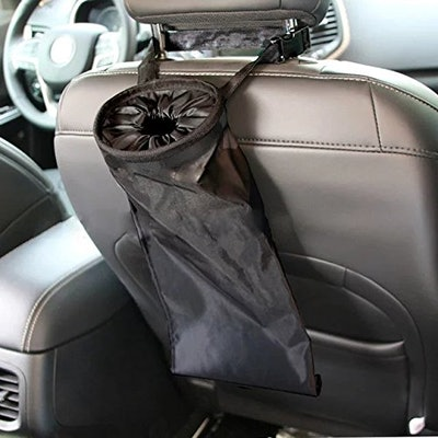 IPELY Car Vehicle Back Seat Headrest Litter Trash Garbage Bag
