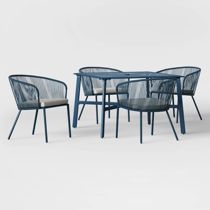 Project 62™ - Fisher 5pc Patio Dining Set - Blue