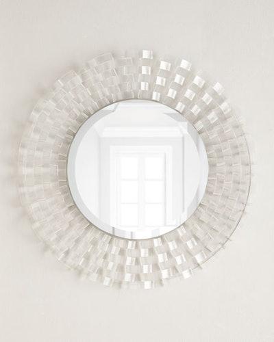 Woven Acrylic Mirror