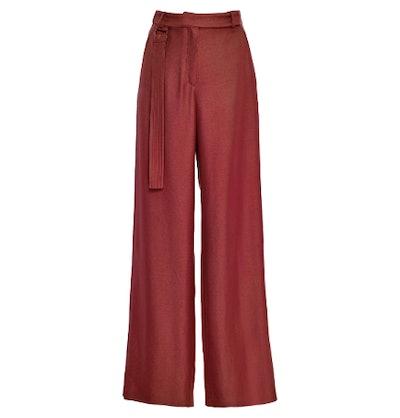 Duchesse Satin Pants