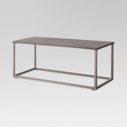 Threshold™ - Heatherstone Metal Patio Coffee Table