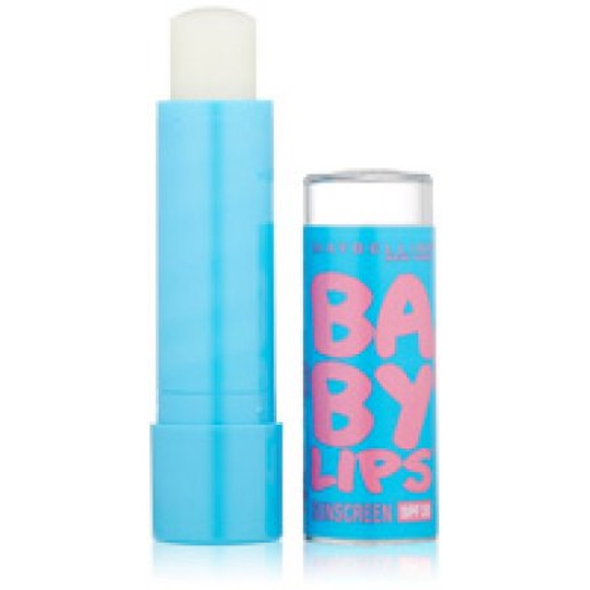 Maybelline New York Baby Lips Moisturizing Lip Balm, Quenched