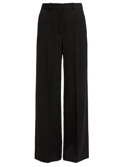 Split-Cuff Tailored Trousers